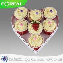 Forma de calor 7PCS Metal Cupcake Stand