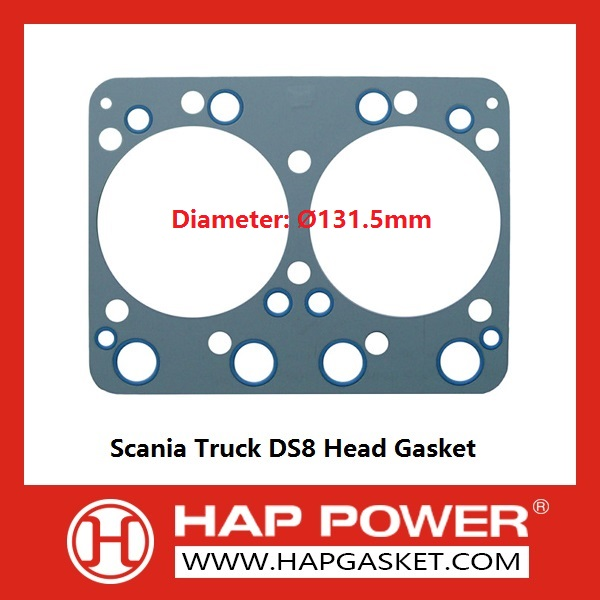 Hap Sc 006 Scania Truck Ds8 Head Gasket 257381