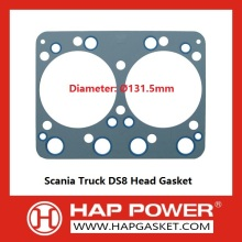Scania Truck DS8 Head Gasket