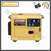 5 ква/кВт Мощность двигателя Тепловозный генератор (установка) для продажи