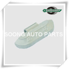Lead(PB) Clip on Wheel weights for alloy wheel, Universal type, Super Quality