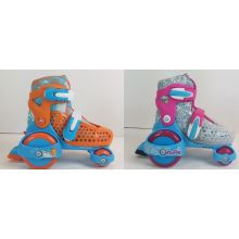 Roller Skate with Big PVC Wheel for Kids (YV-169-01)