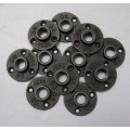 pipe handrail thread floor flange for antique furniture