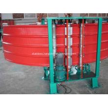 Trapezoidal Profile Galvanized Steel curving machine