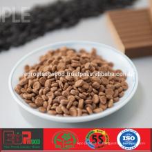 Le composé en plastique à grain de bois est un matériau spécialement conçu pour le plancher de bois