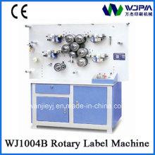 Máquina de impresión de etiqueta de roatry (WJ1004B)