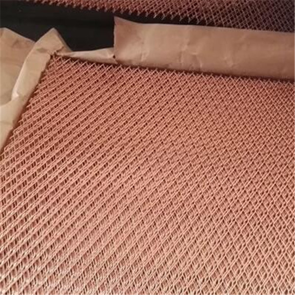 Koppar Fine Micro Screen Woven Wire Mesh
