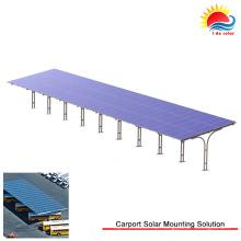 Kundengebundene PV-Sonnenkollektor-Boden-Montagestruktur-System (SY0376)