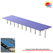 Hot Water Solar Ground Mounted Structure (SY0374)