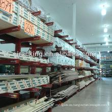 Nanjing Jracking estanterías de supermercado de buena calidad