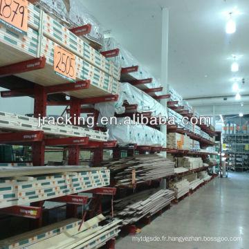 Nanjing Jracking étagères de super marché de bonne qualité