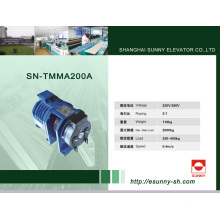 Traction sans engrenage pour ascenseur (SN-TMMA200A)