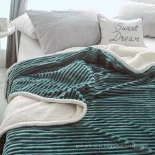 al por mayor mantas de invierno cubren las camas
