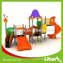 Jazz Music Series Plastic Houses pour jeux pour enfants LE.YY.004