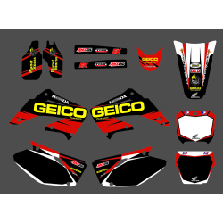 Decal Sticker For Honda Motorcycle