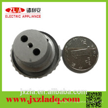 Nouvelle énergie d'arrivée économisant de l'énergie un petit radiateur en aluminium rond pour éclairage LED