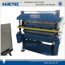 Most popular MRRY760/686 corrugated metal sheet double layer machine