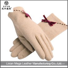 Chine Wholesale Gants en laine personnalisés