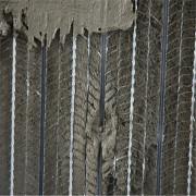material de construção Galvanizado costela de costela expandida
