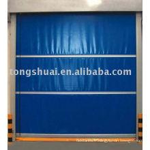 Porte de roulement de PVC