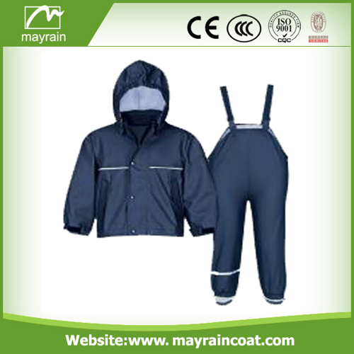 Rain Suit With Bib