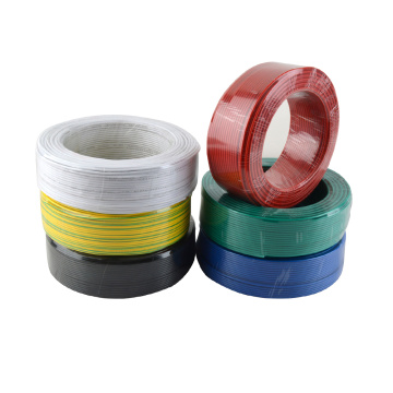 Aluminum+Conductor+PVC+Insulation+Electrical+Wires