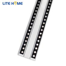 ceiling grille light panel fixture angle adjustable
