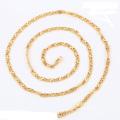 43043 - colar Chain da venda quente da jóia de Xuping com o ouro 18K chapeado