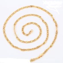 43043 - Xuping ювелирных изделий горячая Распродажа ожерелье цепи с 18k позолоченный