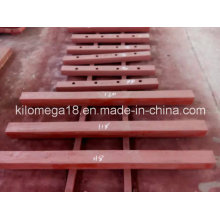 Square Steel in Impact Crusher for Sale