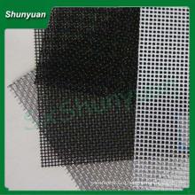 Черное покрытие 11 сетка из нержавеющей стали Москитная сетка для алюминиевых раздвижных окон