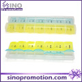 14 Days Decorative Medication Plastic Pill Boxe Keychain in Bulk