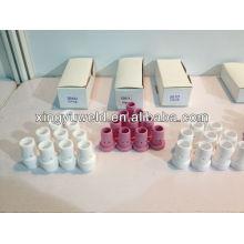 Difusores de gas de soplete de cerámica