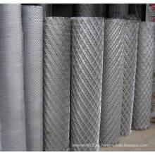 Panel de Metal Expandido con Orificio Pequeño 12X25mm
