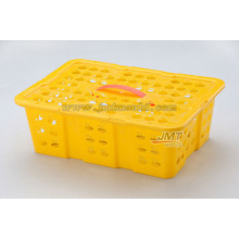 high quality household products plastic fruit basket injection mould for orange used