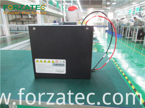LFP battery motor power supply