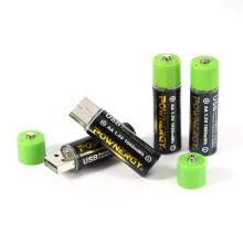 Sistema de bateria de íon de lítio AA de 1.5v