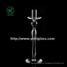 Стеклянные подсвечники для домашнего украшения от SGS