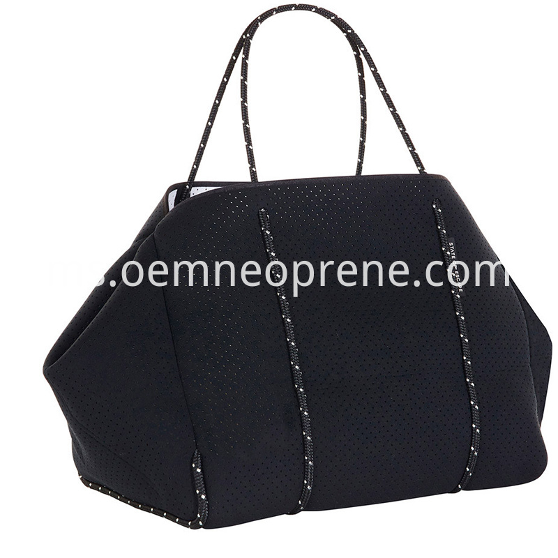 Customized Color Neoprene Beach Bags