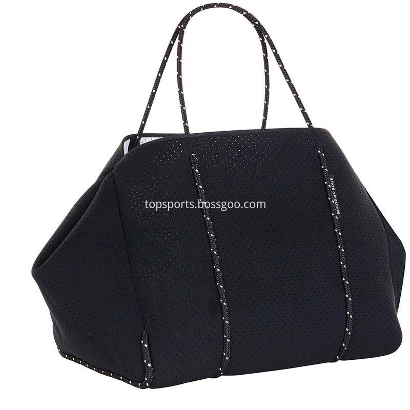 Customized Color Neoprene Beach Bags