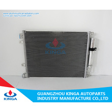 High performance Condenser for Nissan Sunny N17 11 OEM 92100-1HS2a