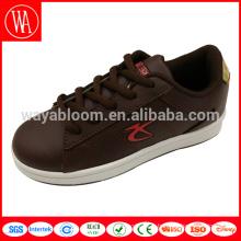 Chaussures décontractées en cuir sur mesure intelligentes pour le marketing