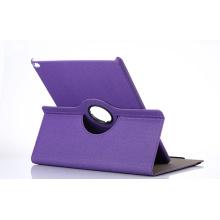 Tournante étui pour iPad PRO12.9, PU comprimé Etui cuir iPad PRO