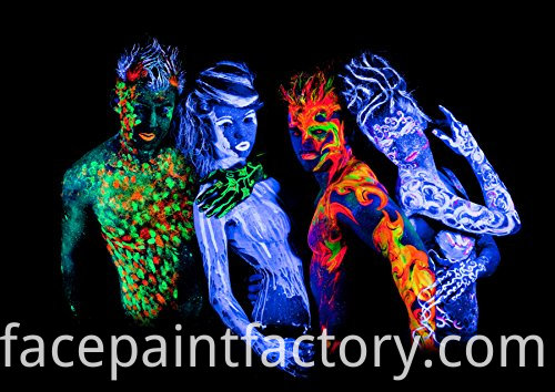 Uv Body Paint