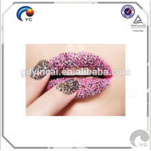 Fashional non-toxic eco-friendly lip temporary tattoo sticker for makeup in Foshan