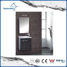Gabinetes de banheiro pequenos Lowe de parede simples baratos (AME1112)