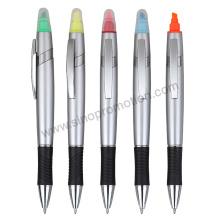 Highlighter Ball Pen with Highlighter Gp2498c