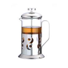 20oz Tee-Presse mit Edelstahl-Ständer