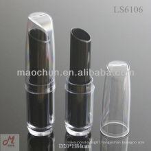 LS6106 slant bullet lipstick tube