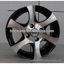 Auto parts 13 inch alloy car rims